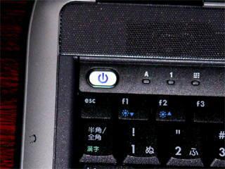 nx9005の電源スイッチ周り